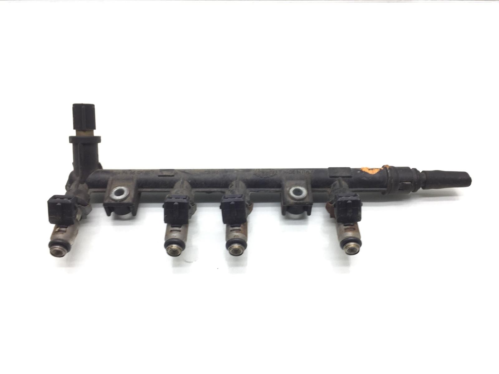 Топливная рампа Fiat Panda 2 1.2 I 2009 (б/у)