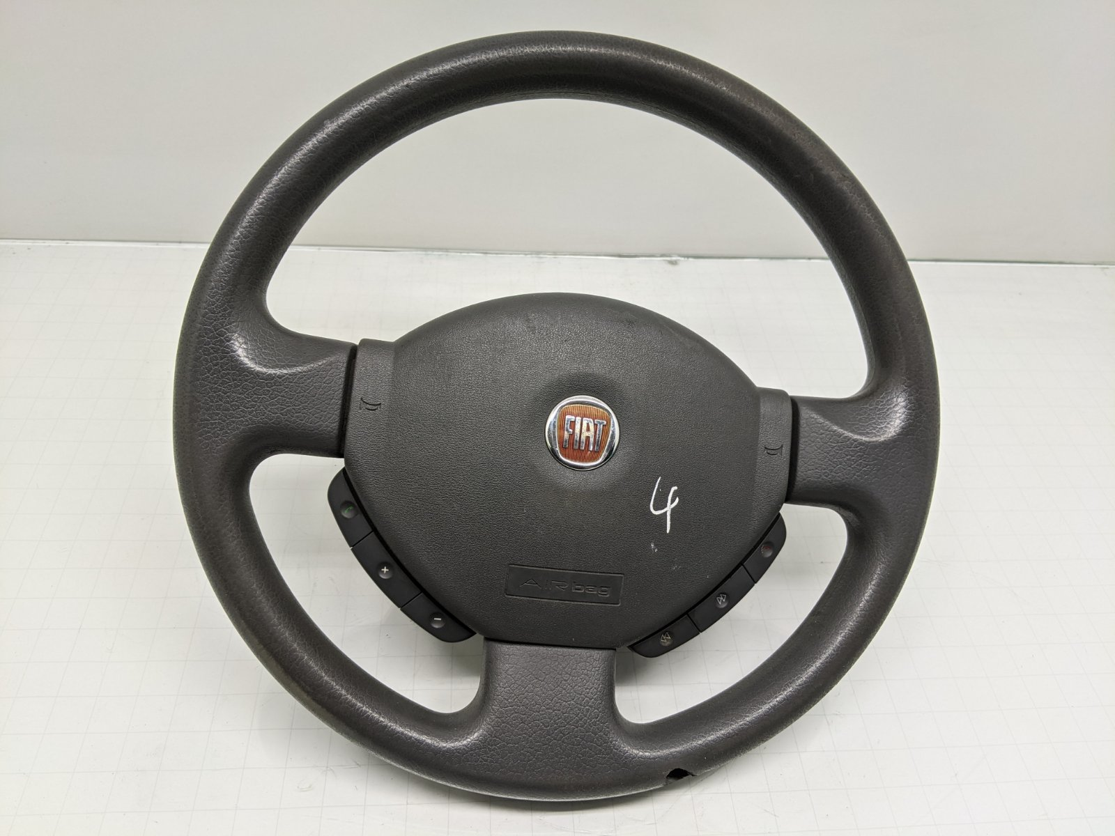 Руль Fiat Panda 2 1.2 I 2009 (б/у)