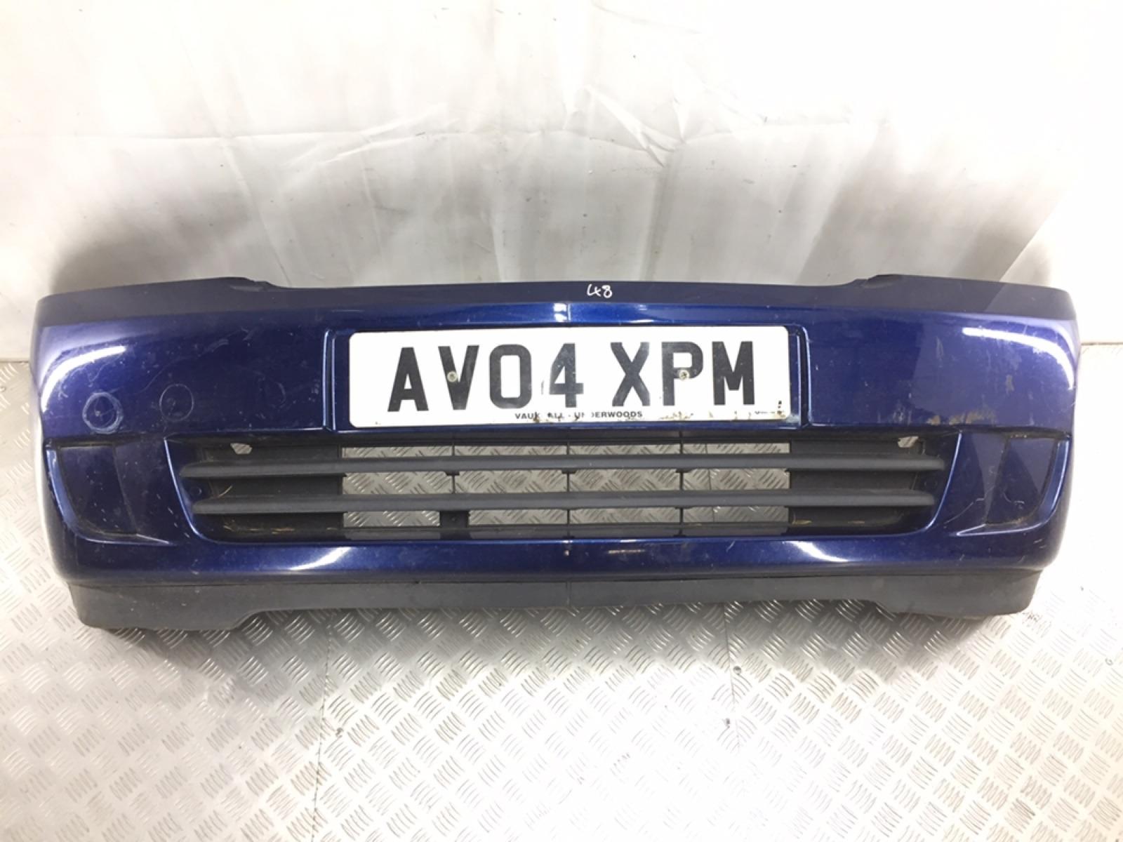 Бампер передний Opel Meriva 1.6 I 2004 (б/у)