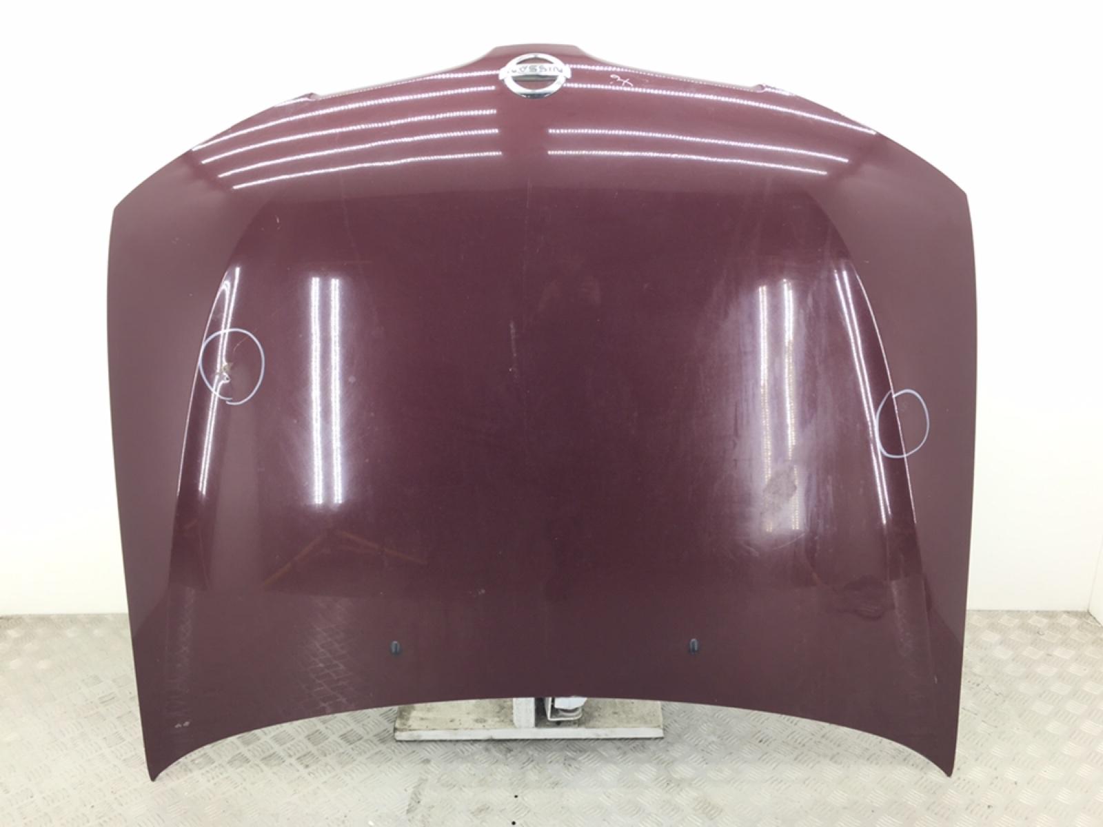 Капот Nissan Almera N16 1.8 I 2004 (б/у)