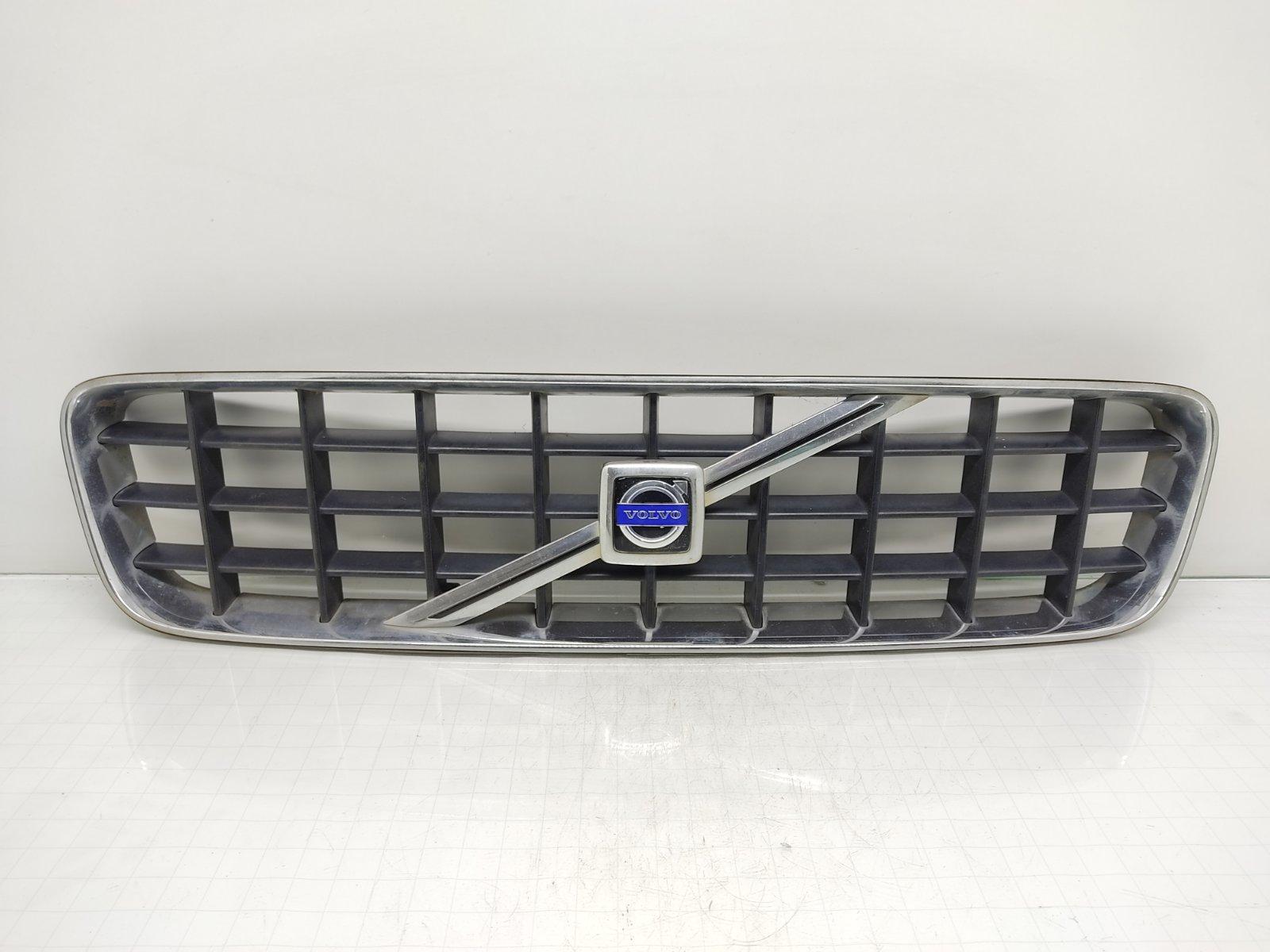 Решетка радиатора Volvo Xc90 2.4 D5 2005 (б/у)