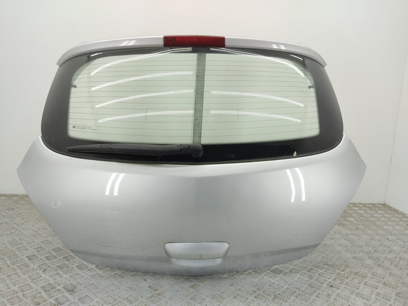 Крышка багажника Opel Corsa D 1.3 CDTI 2008 (б/у)