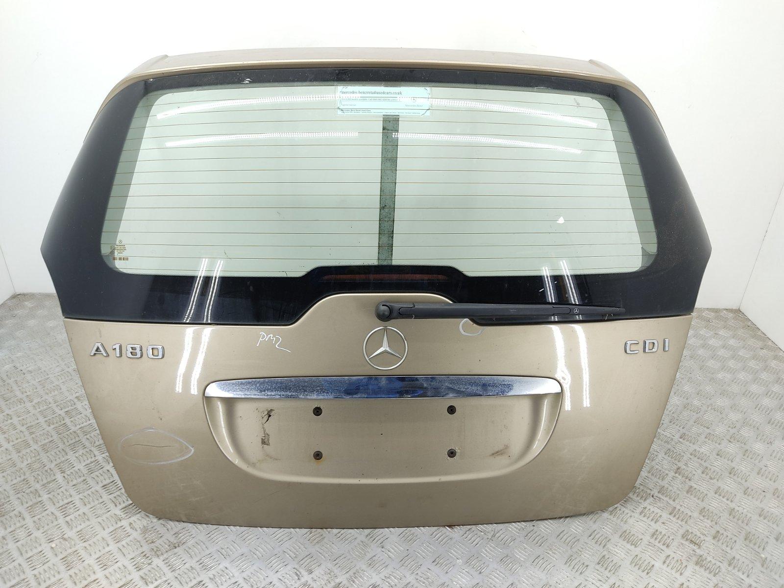 Крышка багажника Mercedes A W169 2.0 CDI 2007 (б/у)