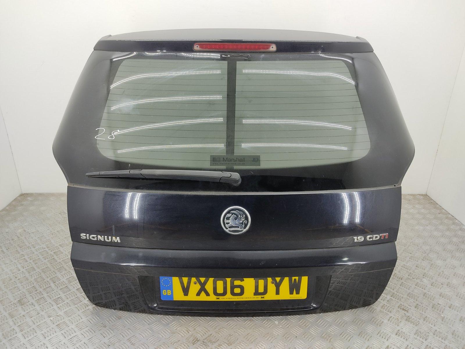 Крышка багажника Opel Signum 1.9 CDTI 2006 (б/у)