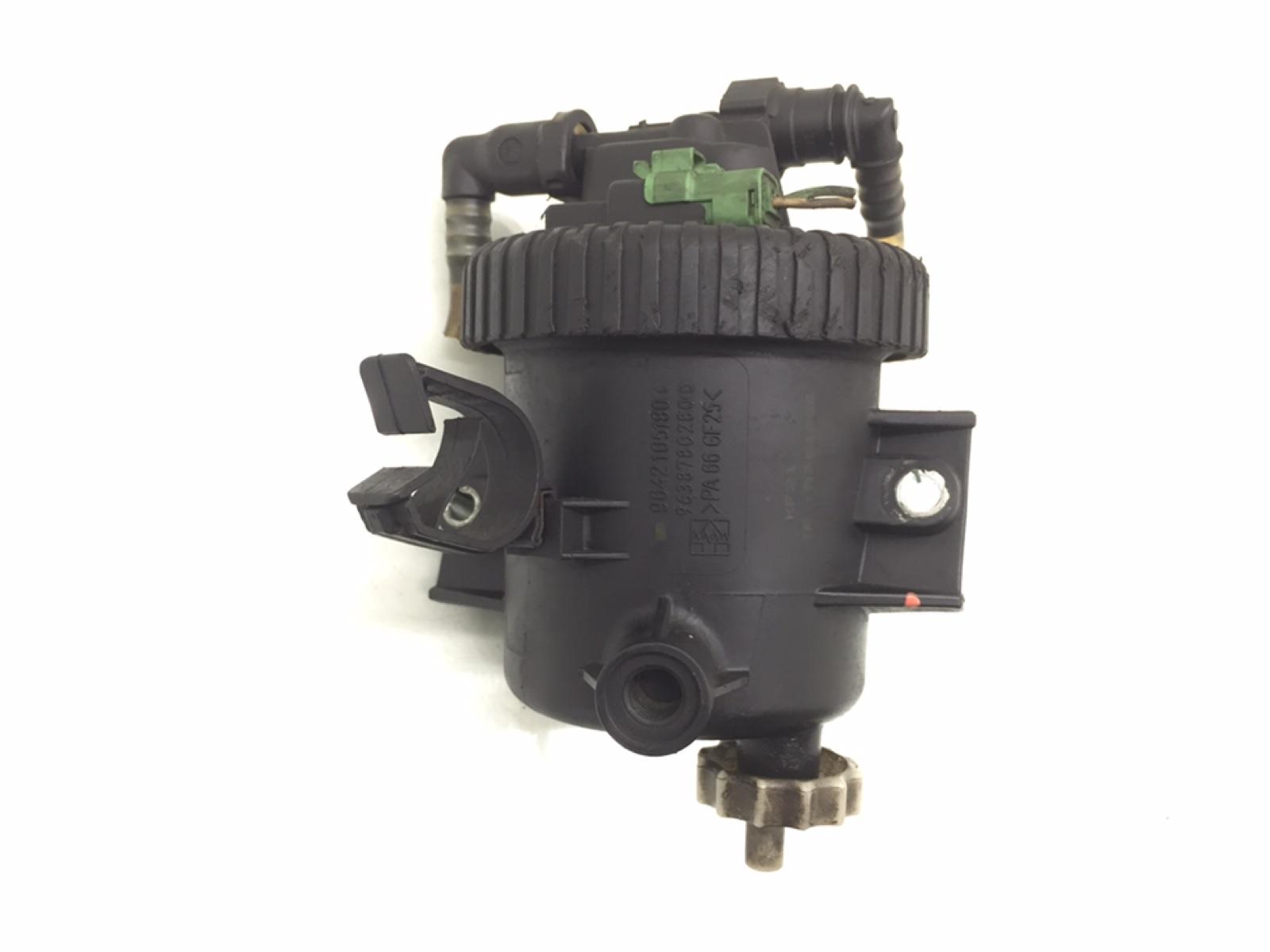 Корпус топливного фильтра Citroen Berlingo 2.0 HDI 2006 (б/у)