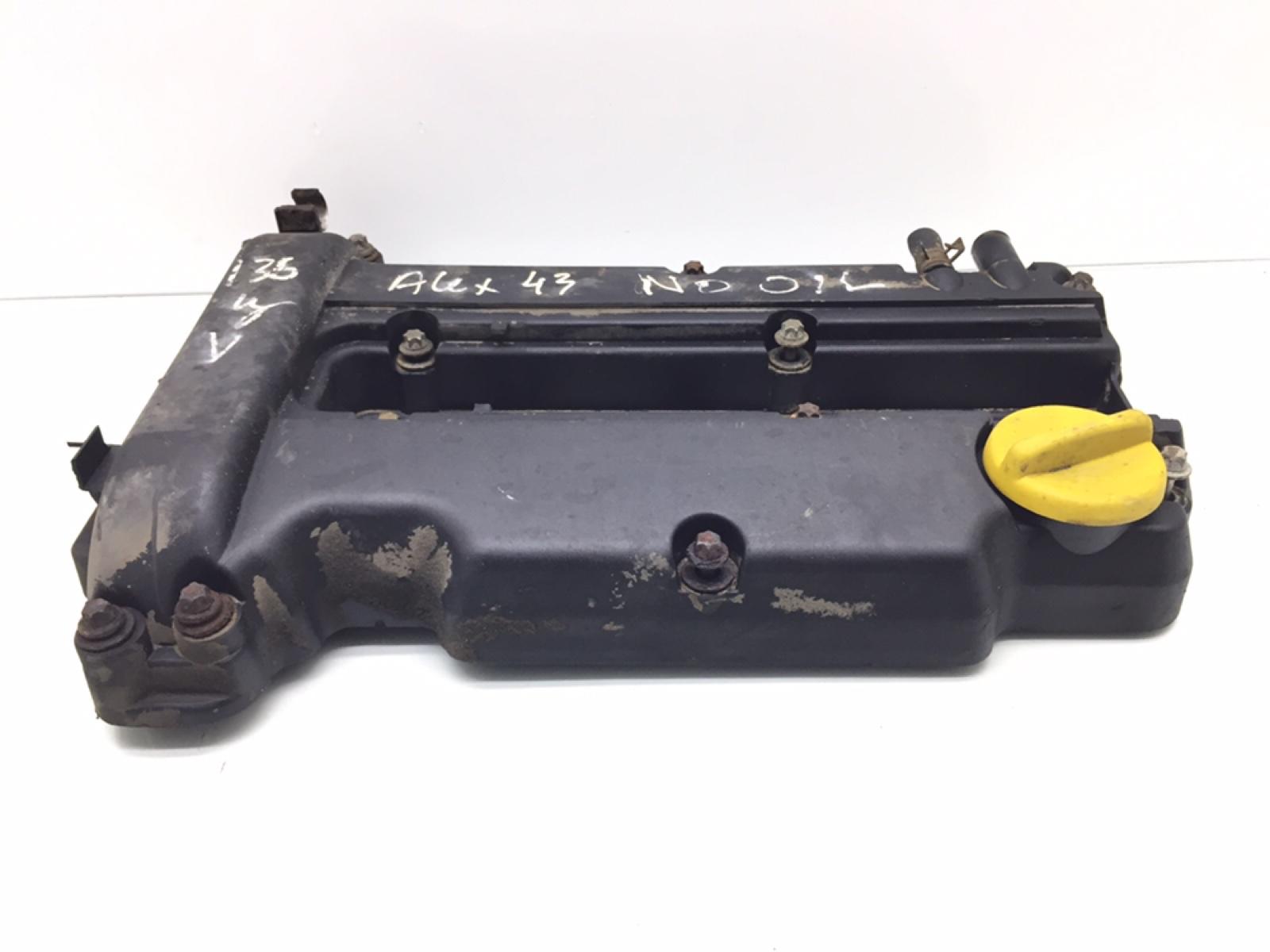Клапанная крышка Opel Corsa C 1.2 I 2002 (б/у)