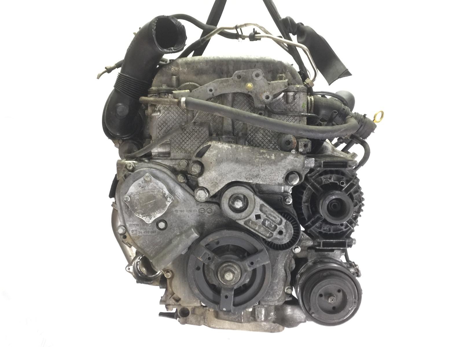 Двигатель Saab 9-3 2.0 TI 2004 (б/у)