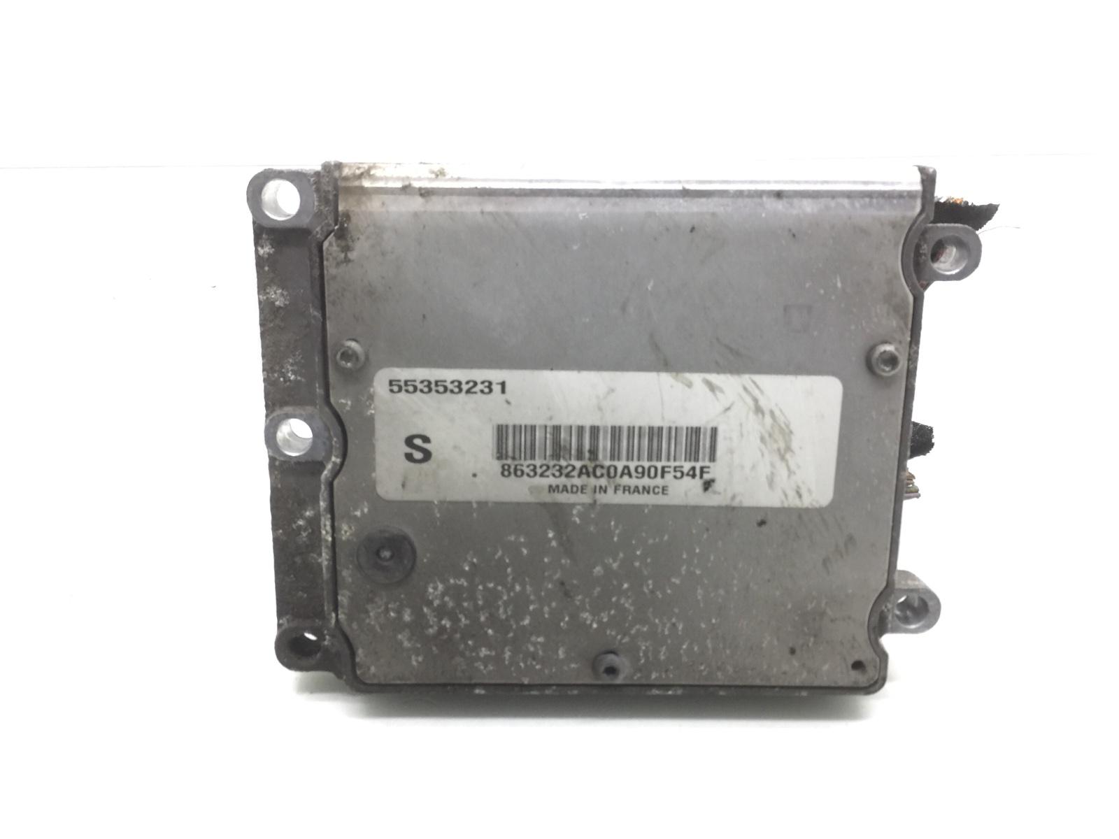 Блок управления двигателем Saab 9-3 2.0 TI 2004 (б/у)