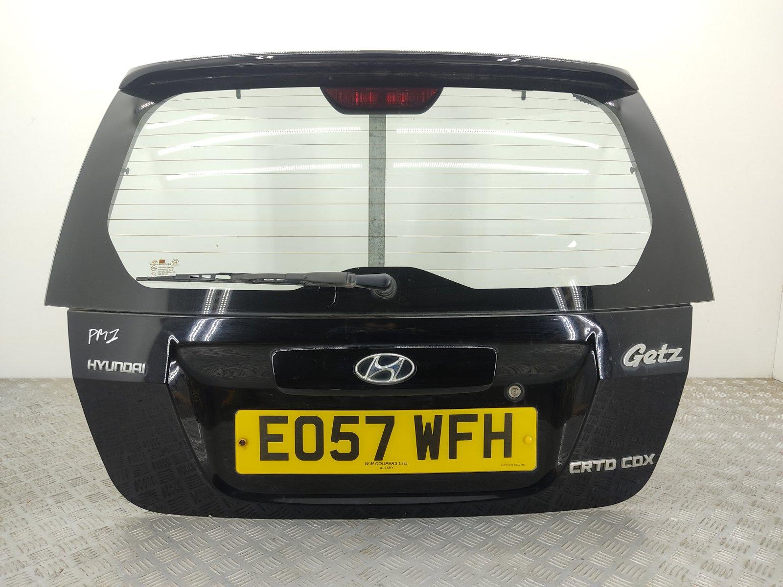 Крышка багажника Hyundai Getz 1.5 CRDI 2007 (б/у)