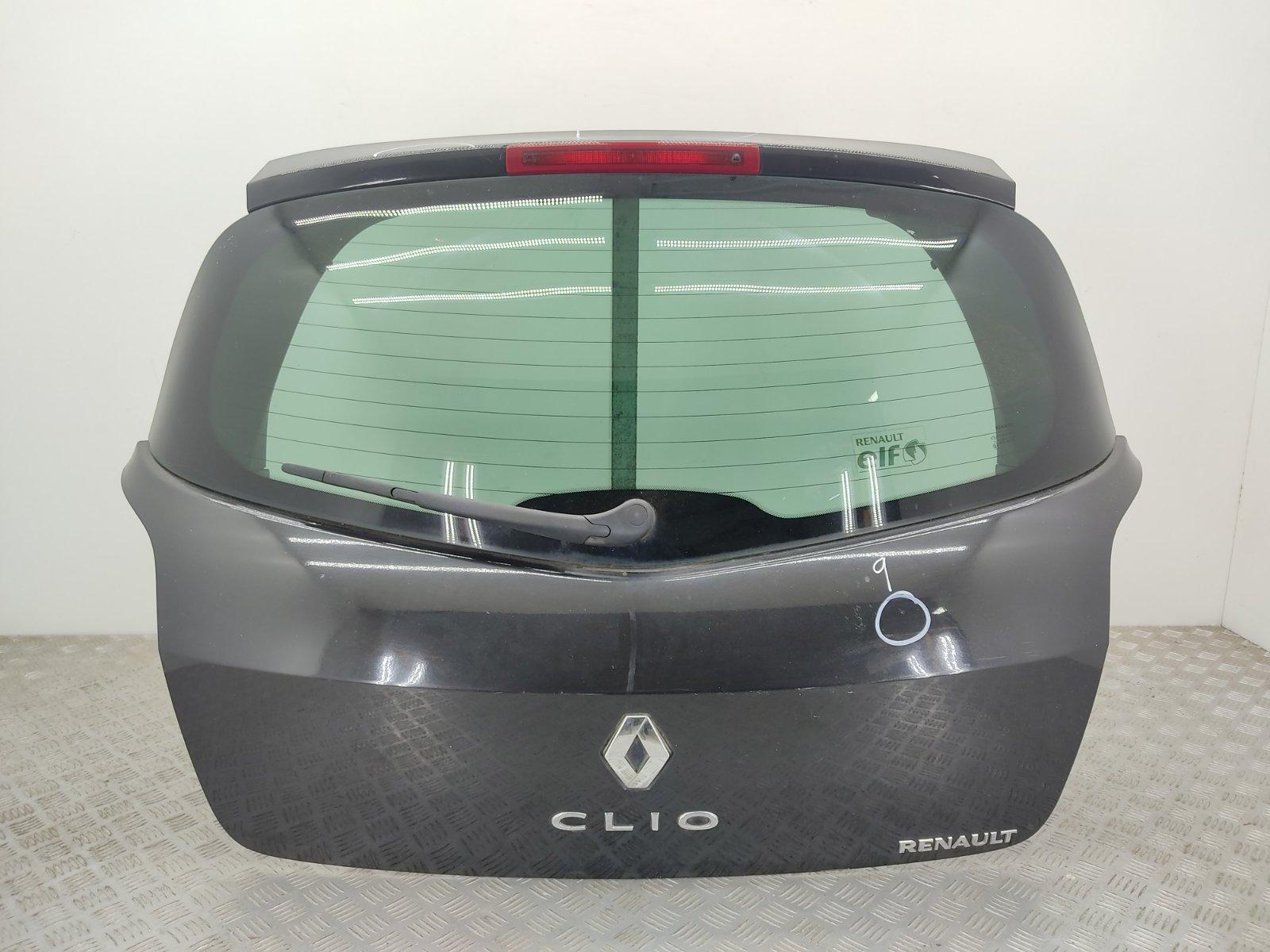 Крышка багажника Renault Clio 3 1.5 DCI 2007 (б/у)