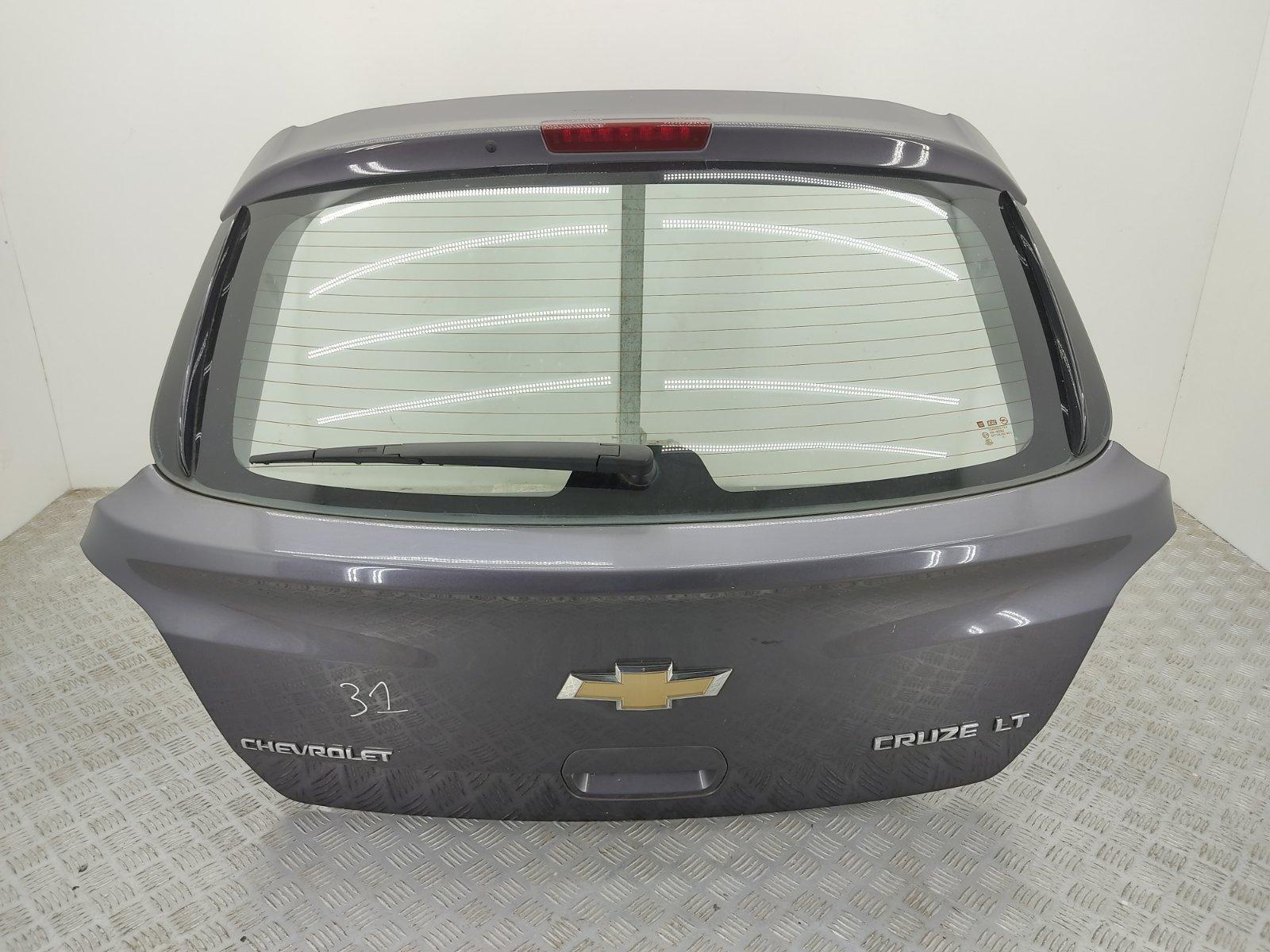 Крышка багажника Chevrolet Cruze 1.6 I 2011 (б/у)