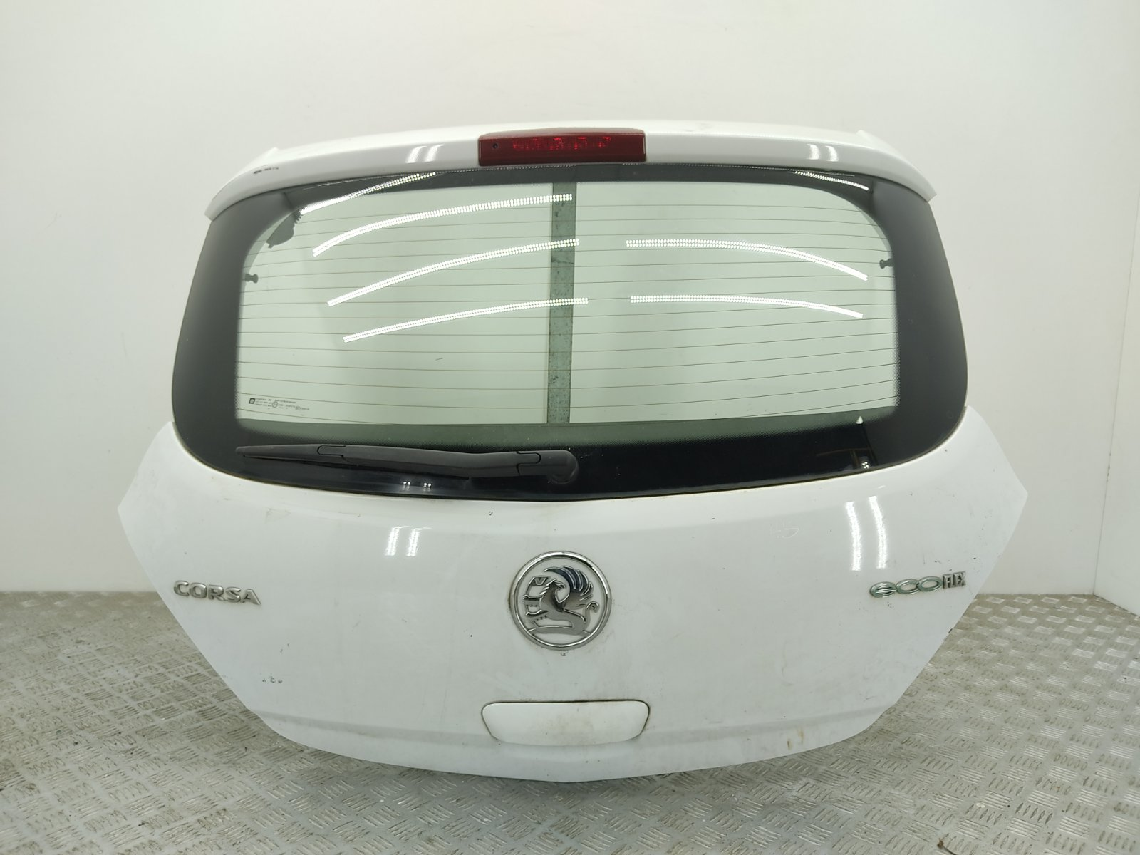 Крышка багажника Opel Corsa D 1.3 CDTI 2010 (б/у)