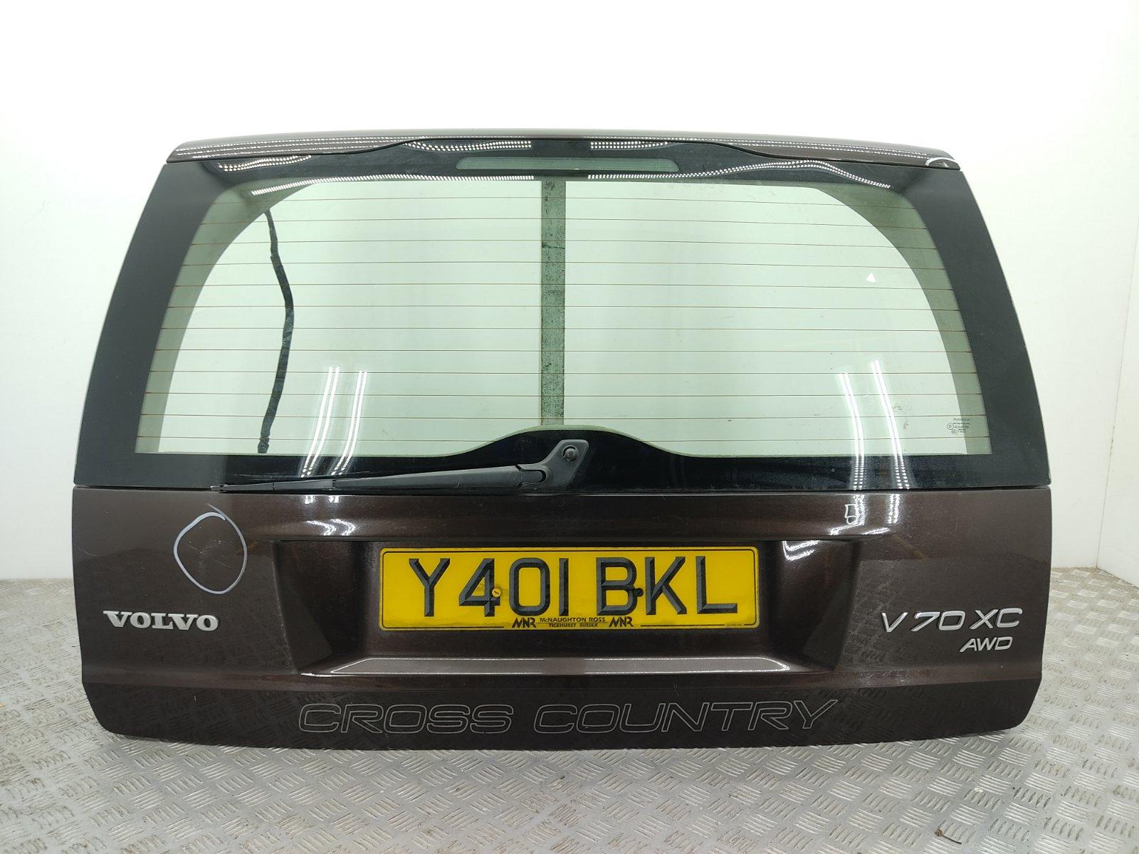Крышка багажника Volvo Xc70 2.4 TI 2001 (б/у)