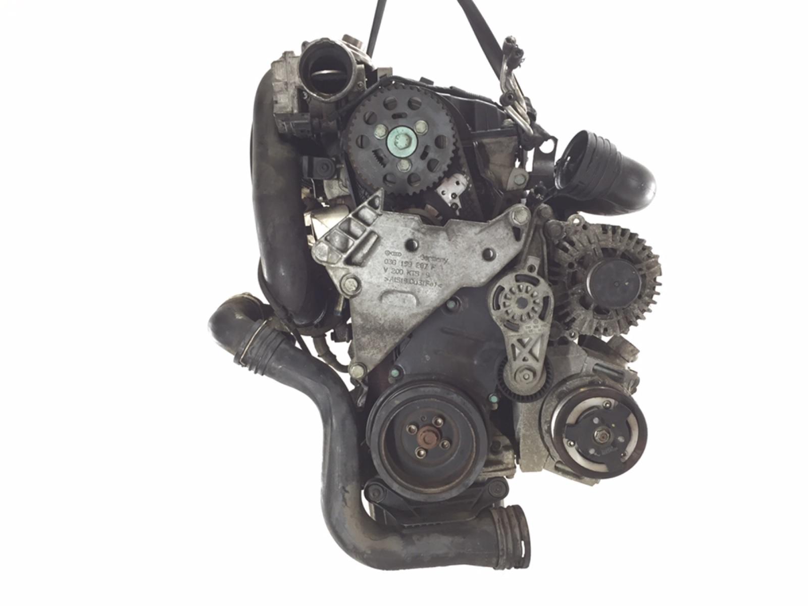 Двигатель Audi A3 8P 1.9 TDI 2006 (б/у)