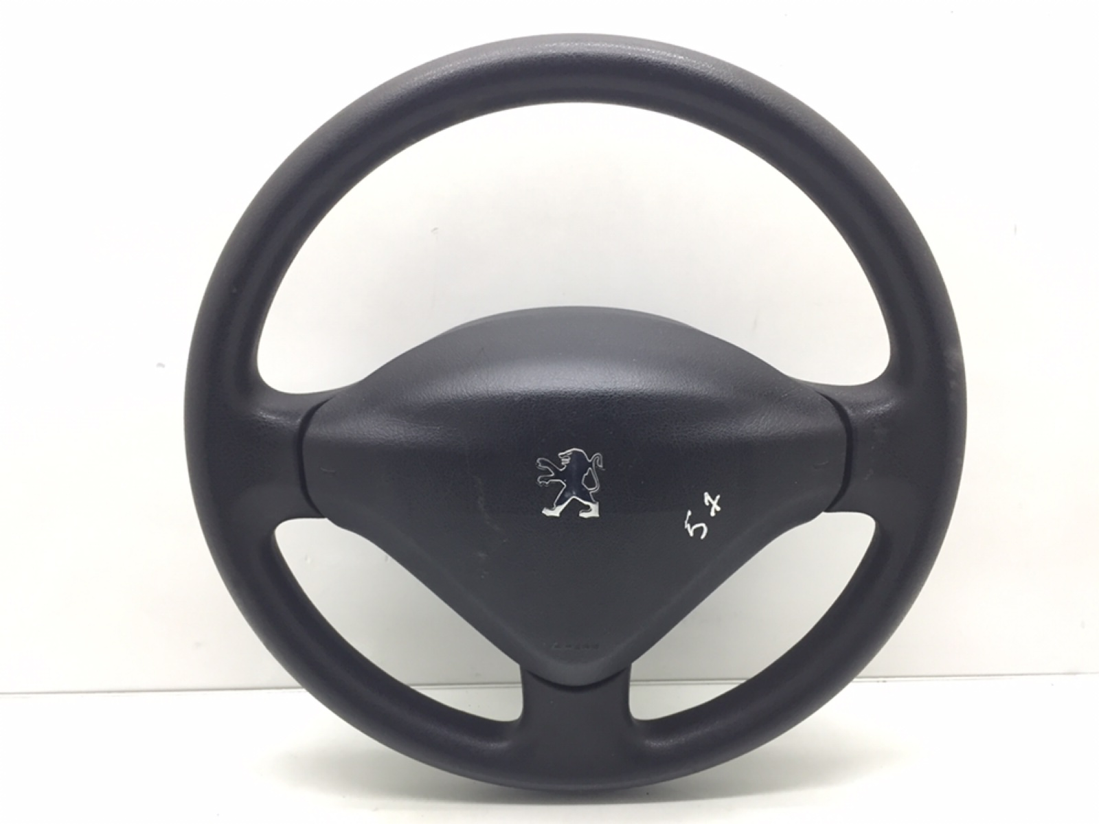 Руль Peugeot 207 1.4 HDI 2007 (б/у)