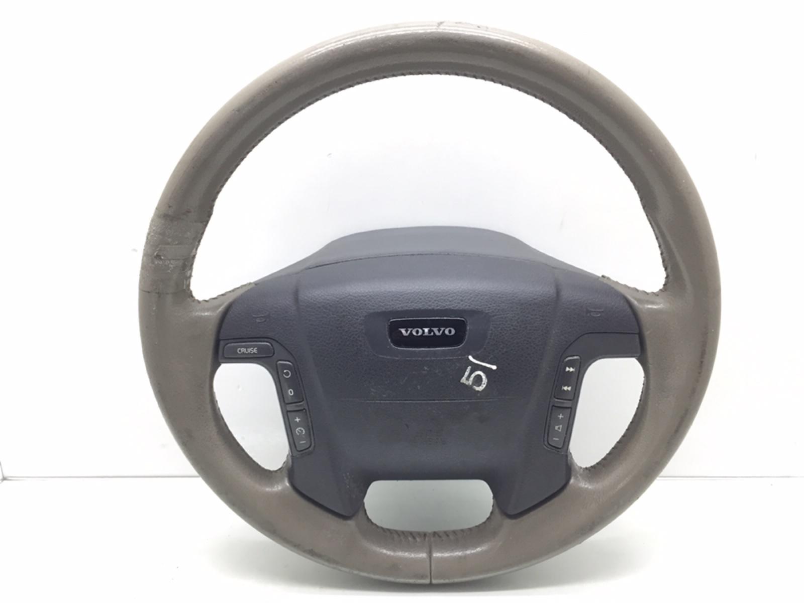 Руль Volvo Xc70 2.4 TI 2001 (б/у)