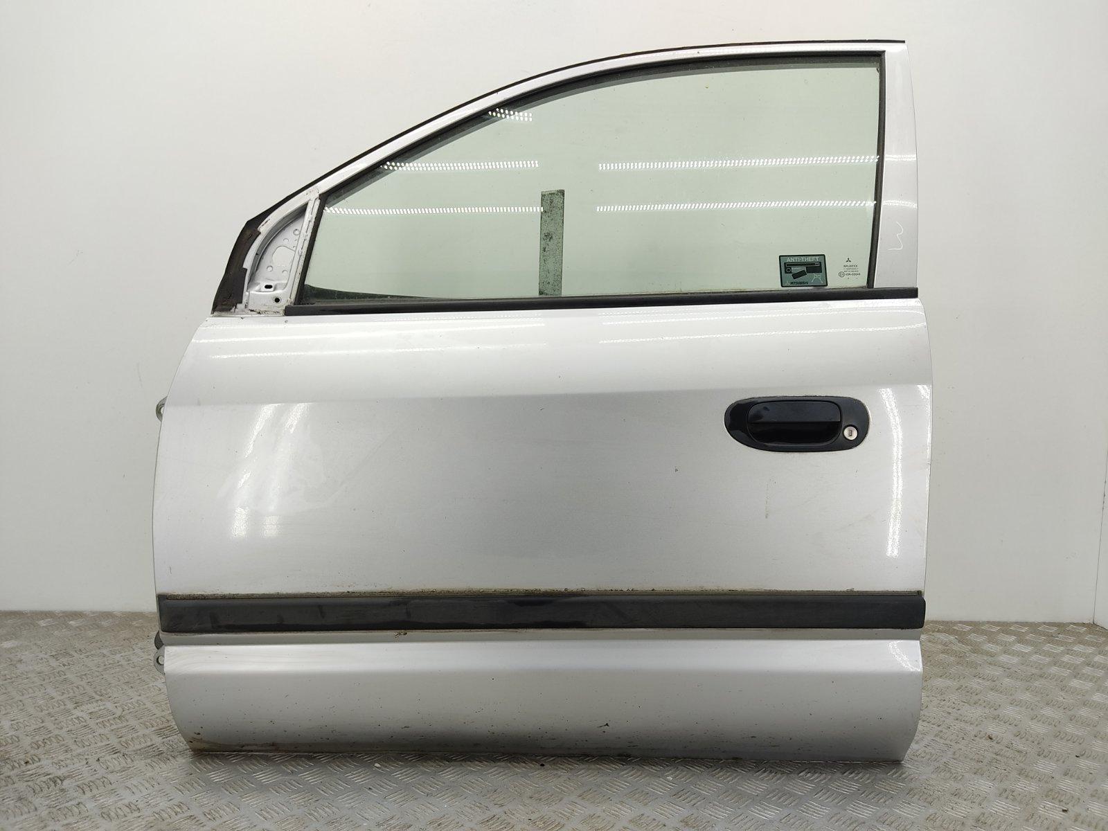 Дверь передняя левая Mitsubishi Space Star 1.9 DID 2002 (б/у)