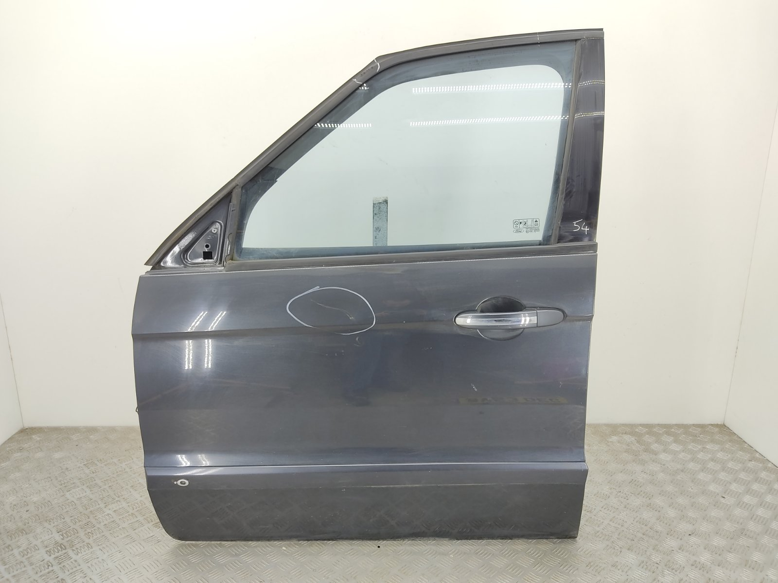 Дверь передняя левая Ford S-Max 2.0 TDCI 2008 (б/у)