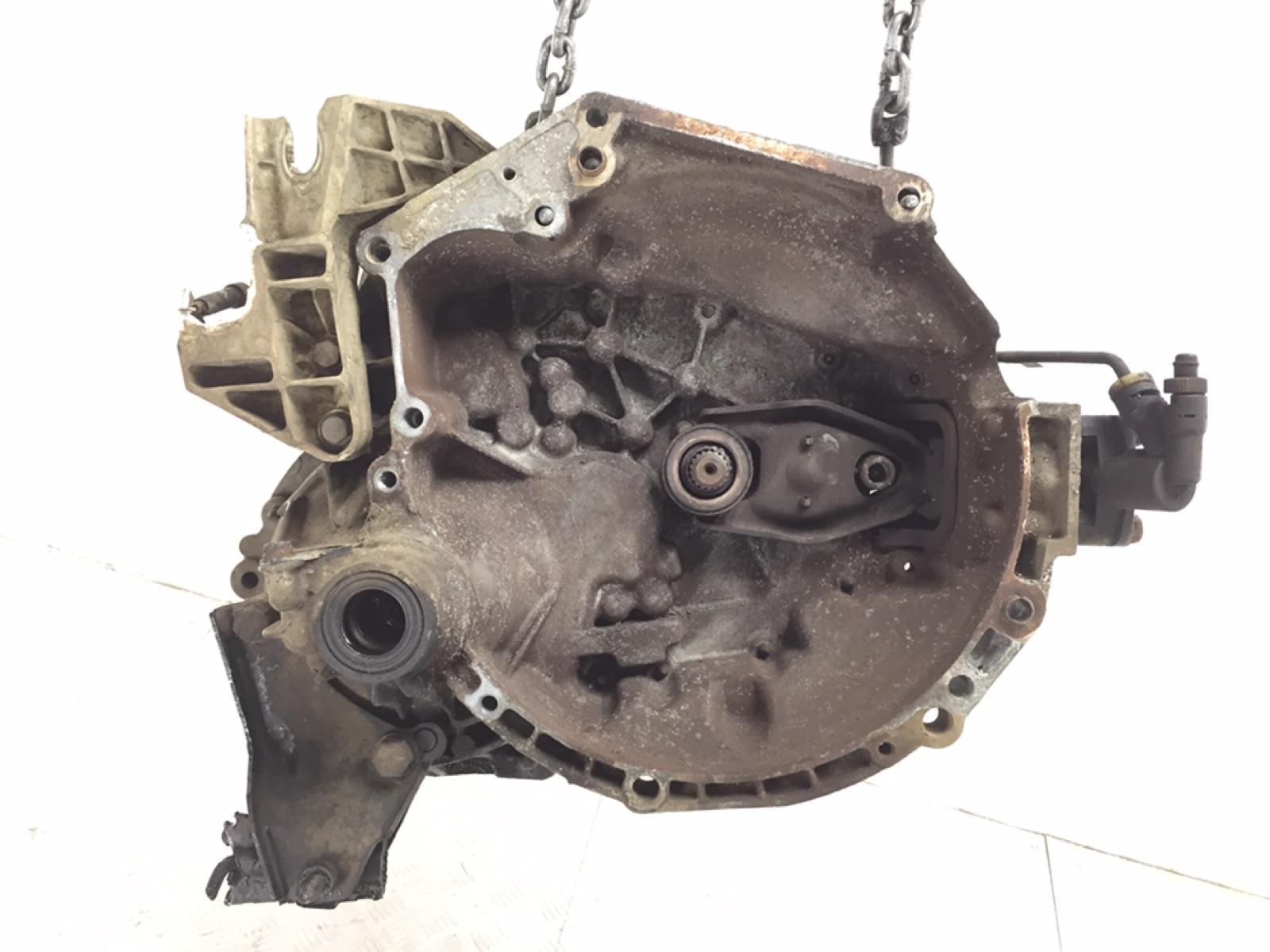 Кпп механическая (мкпп) Peugeot 207 1.6 I 2006 (б/у)
