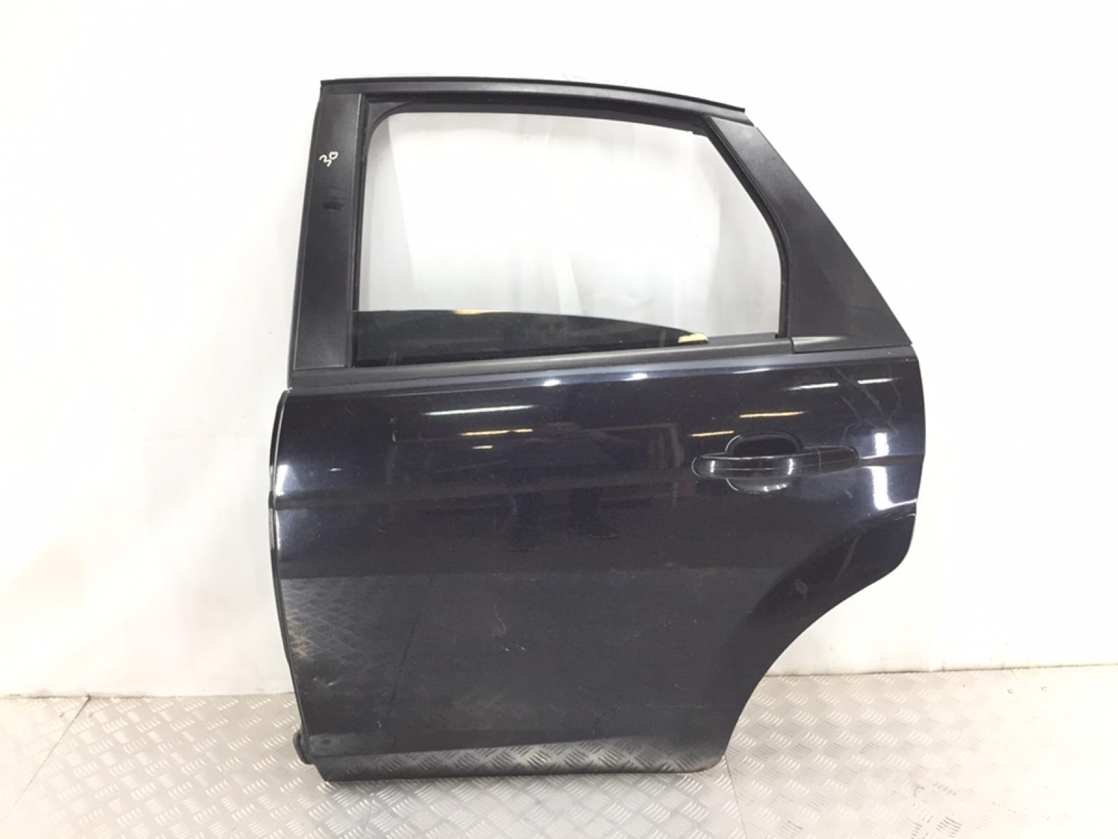 Дверь задняя левая Ford Focus 2 1.6 I 2008 (б/у)
