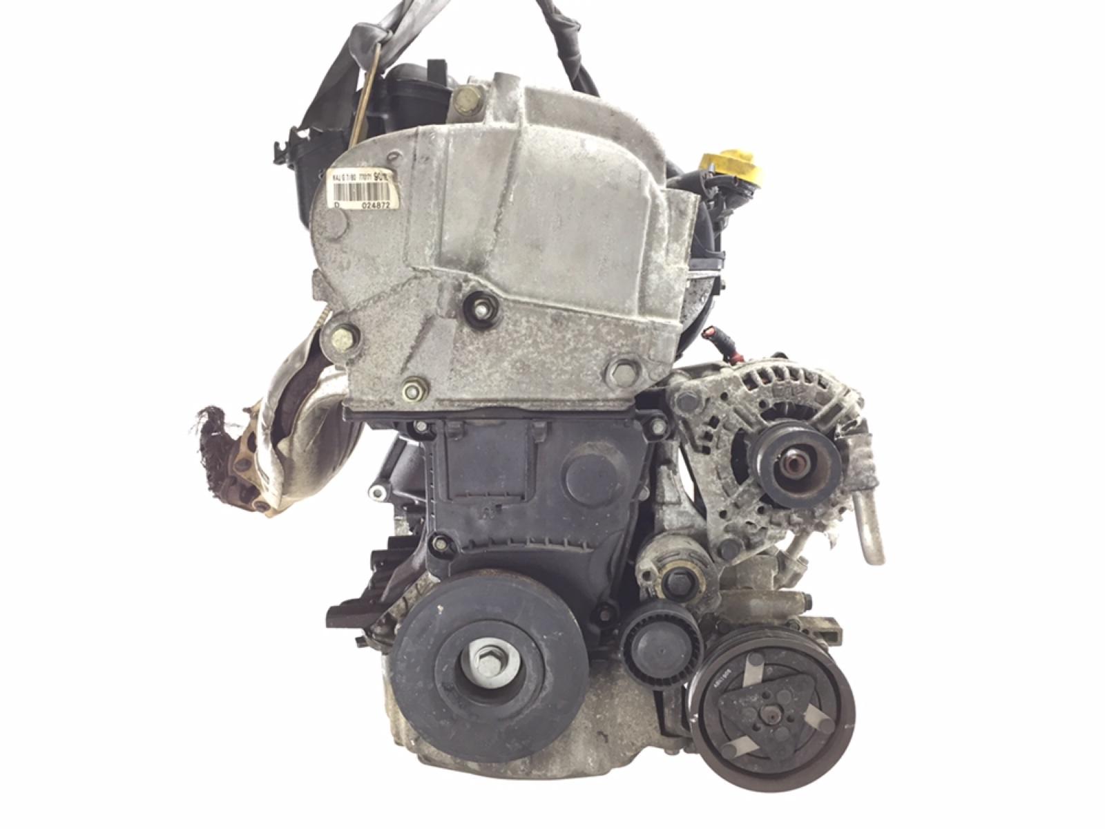 Двигатель Renault Clio 1.4 I 2006 (б/у)