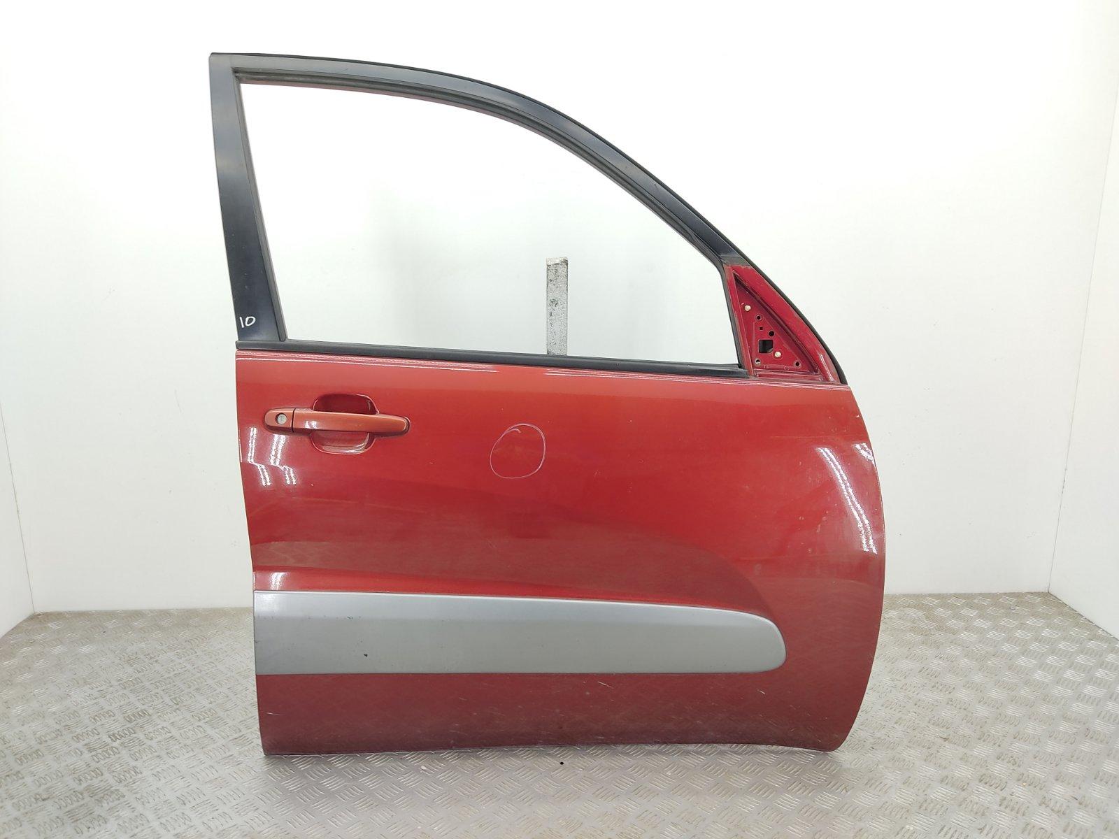 Дверь передняя правая Toyota Rav4 2.0 D-4D 2001 (б/у)