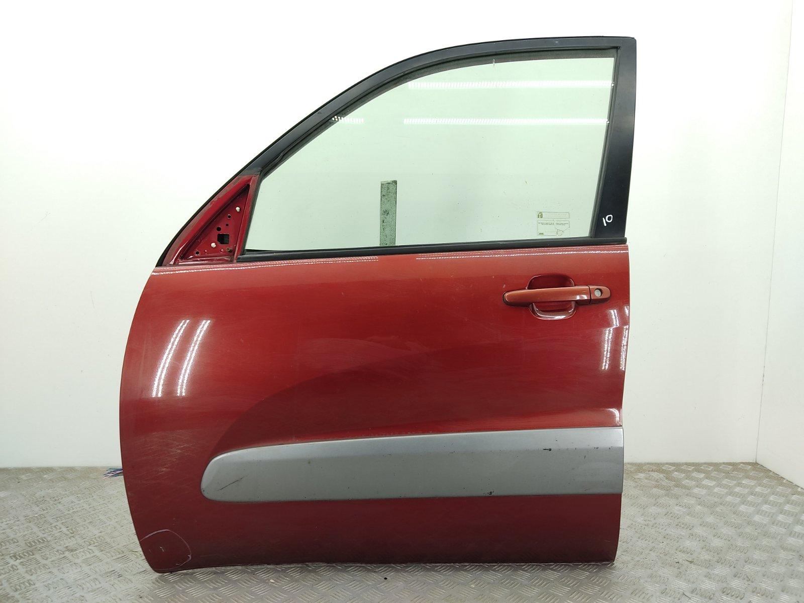 Дверь передняя левая Toyota Rav4 2.0 D-4D 2001 (б/у)