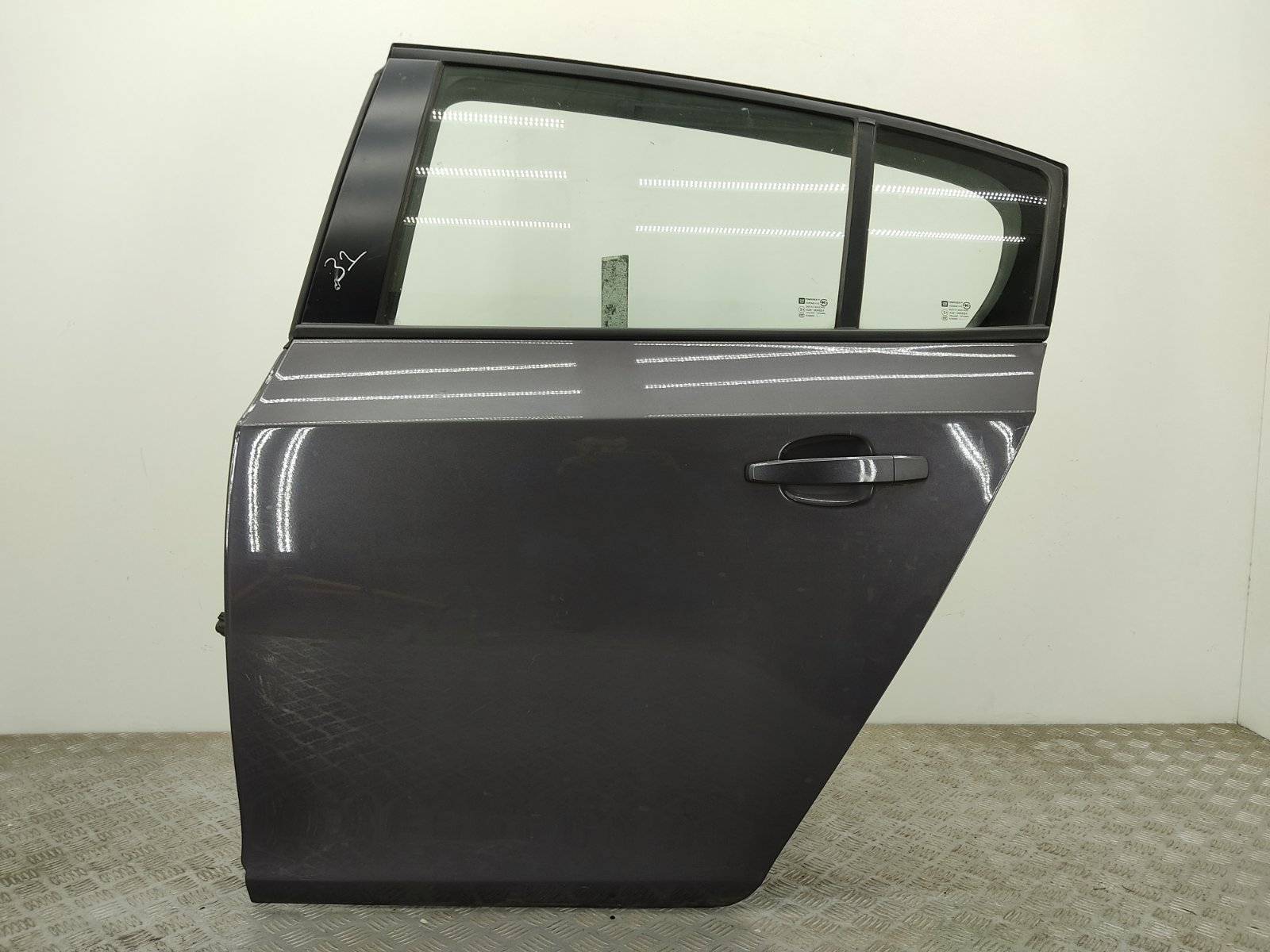Дверь задняя левая Chevrolet Cruze 1.6 I 2011 (б/у)
