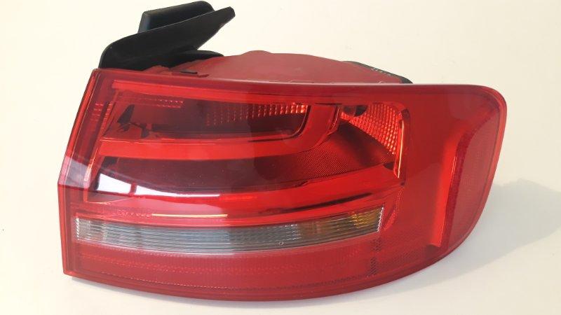 Фонарь наружный Audi A4 B8 2012 задний правый (б/у)