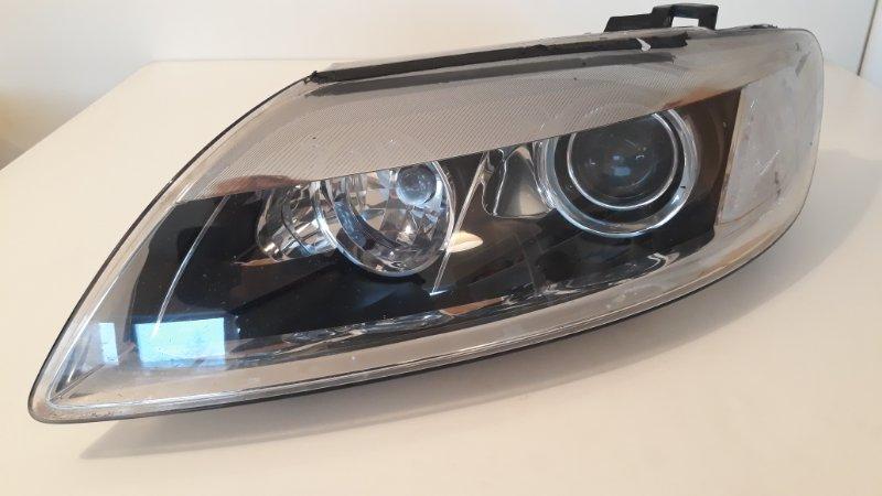 Фара Audi Q7 4L 2009 передняя левая (б/у)