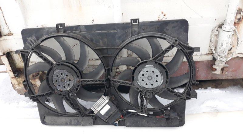 Вентилятор радиатора Audi A4 B8 2008 (б/у)