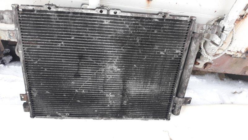Радиатор кондиционера Kia Sorento 3E 2.5 CRDI 2008 (б/у)