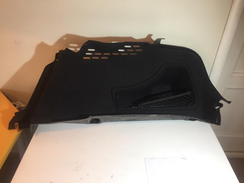 Обшивка багажника Audi A4 B8 2008 задняя правая (б/у)