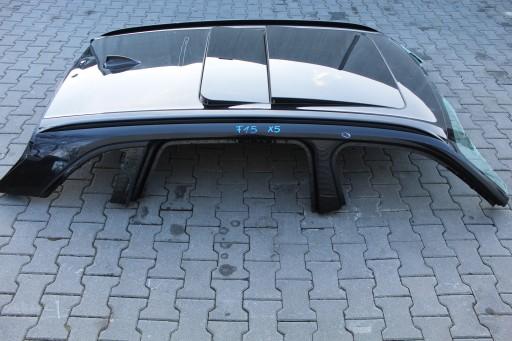 Панорамная крыша Bmw X5 F15 верхняя (б/у)