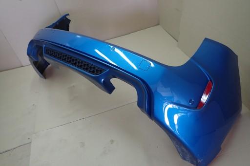 Бампер Bmw X5 F15 задний (б/у)