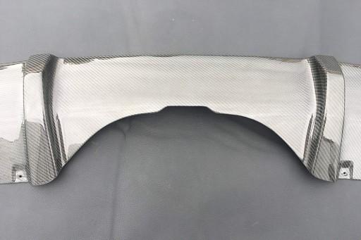Диффузор Bmw X5 F15 задний (б/у)