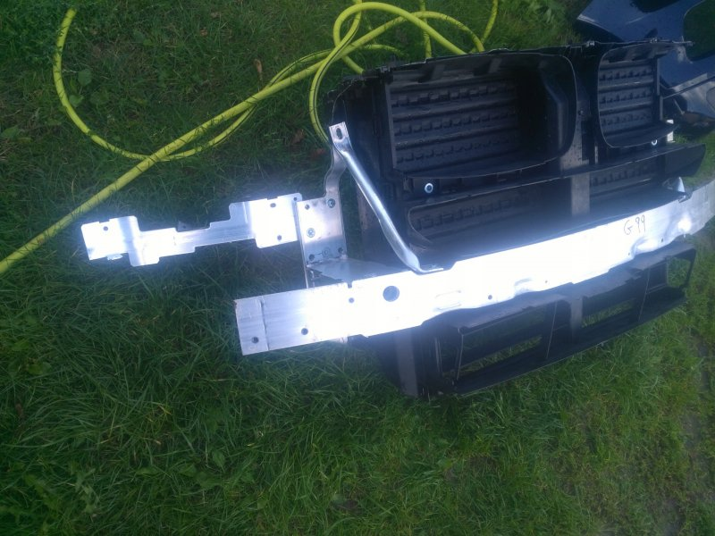 Телевизор Bmw X5 F15 передний (б/у)