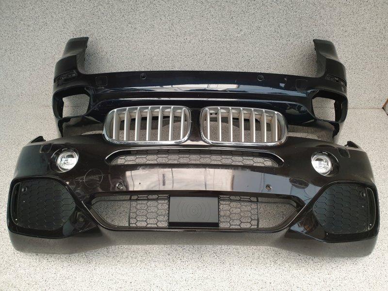 Бампер Bmw X5 F15 (б/у)