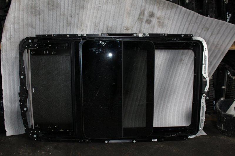 Люк панорамной крыши Bmw X5 F15 верхний (б/у)