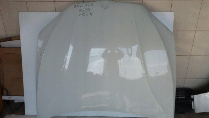 Капот Bmw X5 F15 передний (б/у)