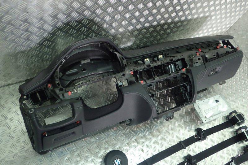 Крышка торпеды Bmw X5 F15 задняя (б/у)