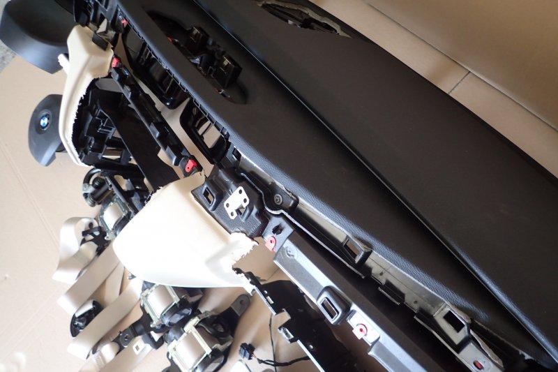 Комплект безопасности Bmw X5 F15 передний (б/у)