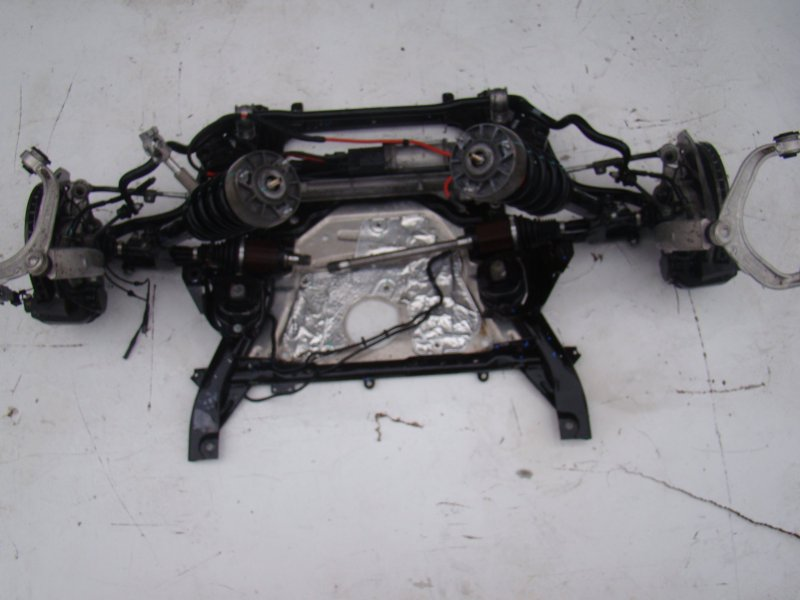 Передняя часть подвески Bmw X5 F15 передняя (б/у)