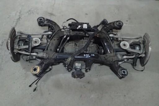 Задняя часть подвески Bmw X5 F15 задняя (б/у)