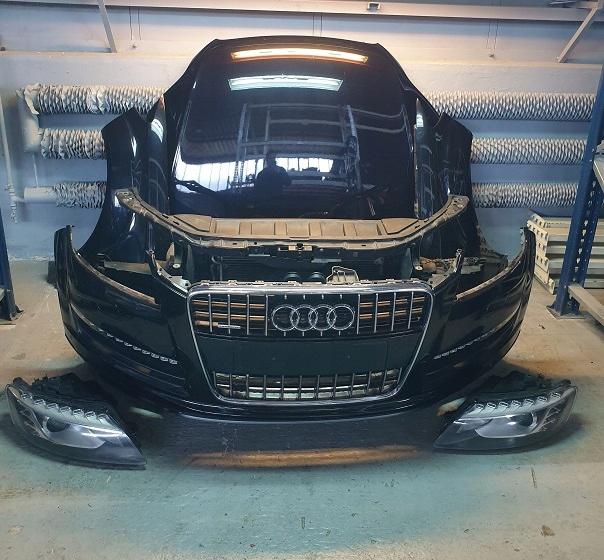 Ноускат Audi Q7 4L 2013 передний (б/у)