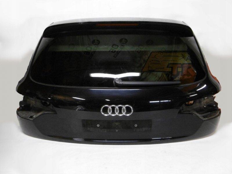 Дверь багажника Audi Q7 4L 2013 задняя (б/у)