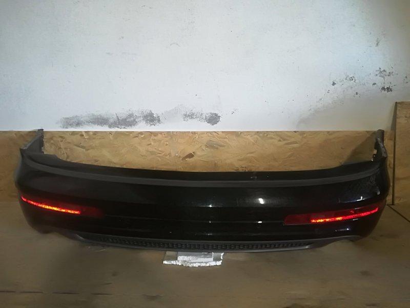 Бампер Audi Q7 4L 2013 задний (б/у)