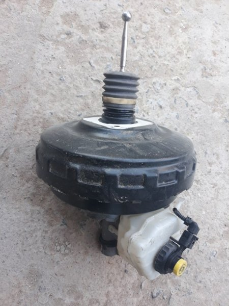 Усилитель тормозов вакуумный Audi Q7 4L 2013 (б/у)