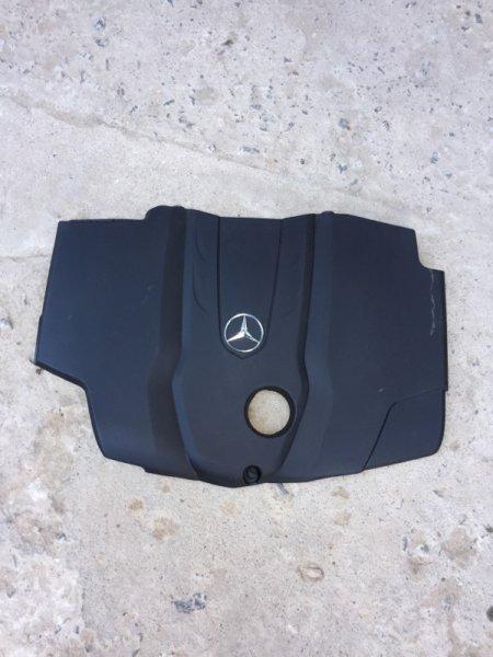 Крышка двигателя Mercedes C-Class W205 2017 (б/у)