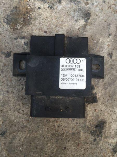 Системы подавления вибраций Audi Q7 4L 2012 (б/у)